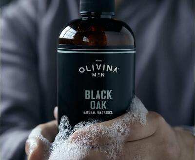 Olivina All In One Wash Black Oak