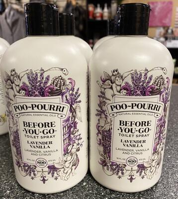 Poo Pourri Lavender Vanilla Refill 16 Fl Oz