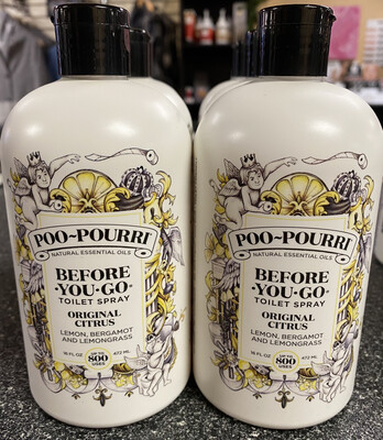 Poo Pourri Original Citrus Refill 16 Oz
