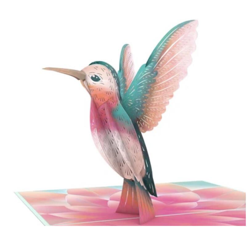 Love Pop Hummimg Bird