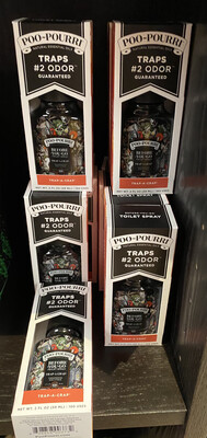 Poo Pourri Trap A Crap 2oz