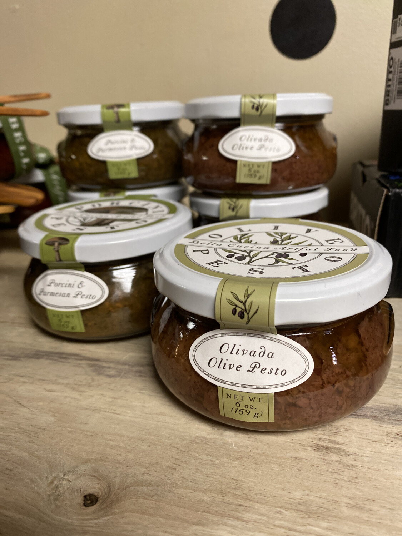 Bella Cucina Olivada Olive Pesto Spread