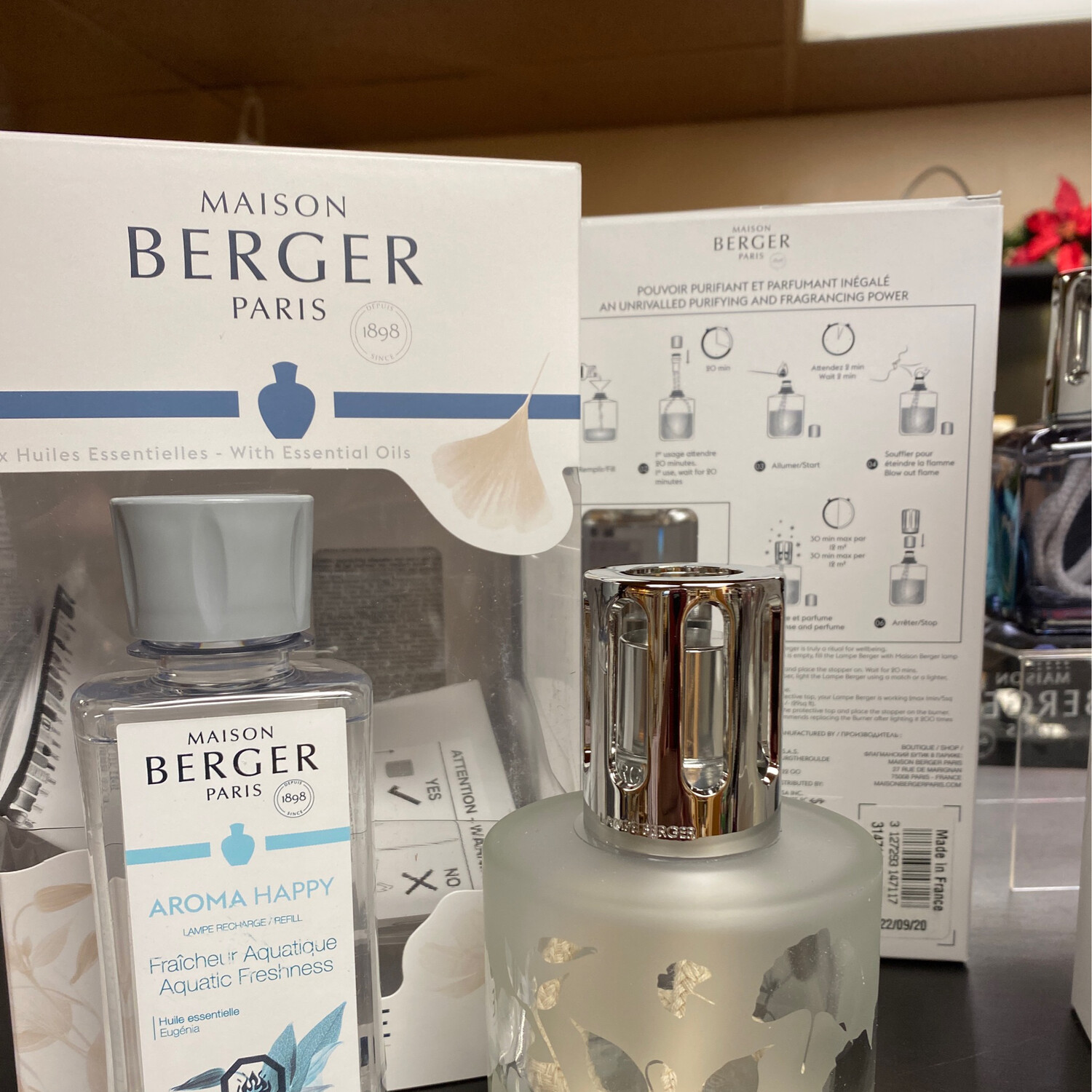 Maison Berger Happy Gift Set
