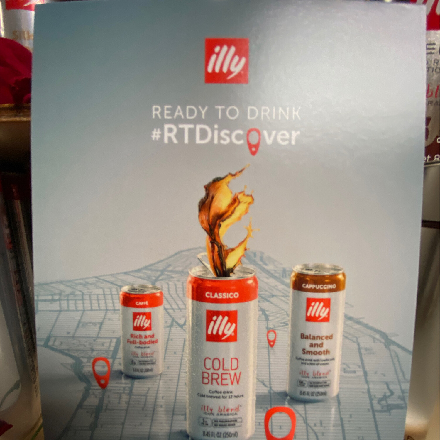 Illy Cold Brew Drink