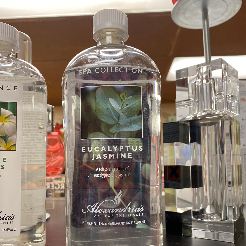 Alexandria Eucalyptus Jasmine Refreshing 16 oz