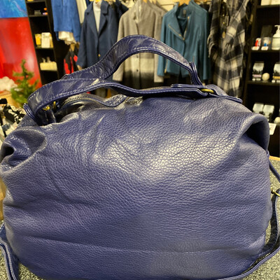 Amphere Vegan Bag Blue