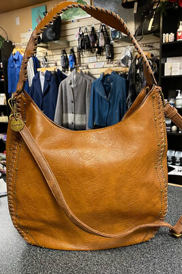 Amphere H107 Vegan Bag Cognac