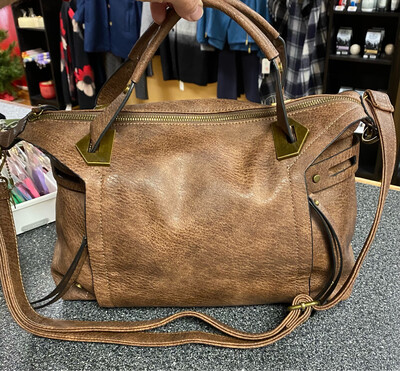 Amphere S100 Vegan Bag Brown
