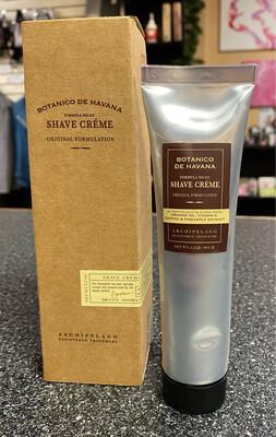 Botanico De Havana Shave Cream Tuned 3.2 oz