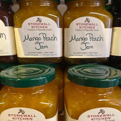 Stonewall Kitchen Mango Peach Jam
