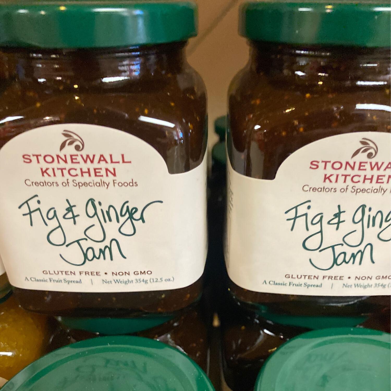 Stonewall Kitchen Fig & Ginger Jam
