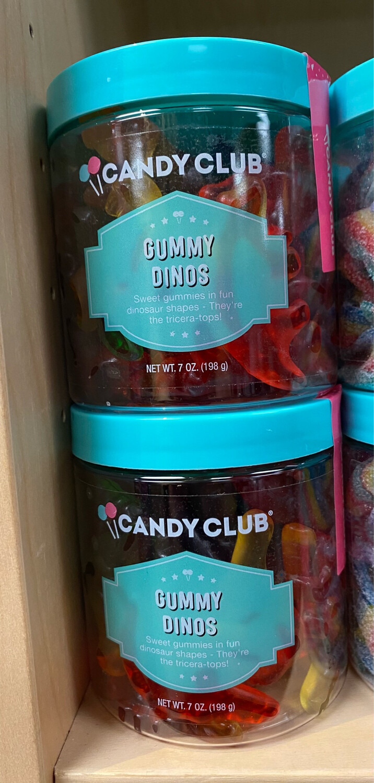 Candy C Gummy Dinos