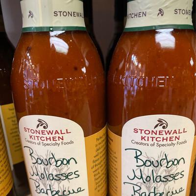 Stonewall Kitchen Bourbon Molasses Barbecue Sauce