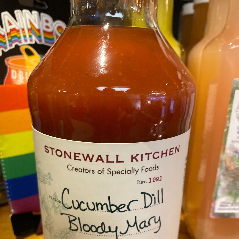 Stonewall Kitchen Cucumber Dill Bloody Mary Mix