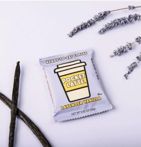 Pocket Latte Lavander Vanilla