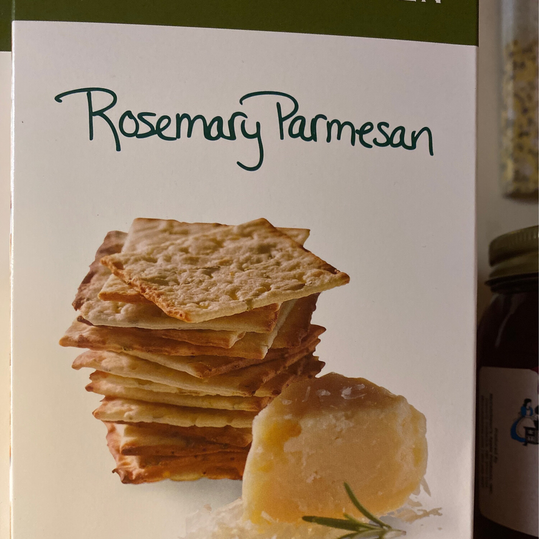 Stonewall Kitchen Rosemary Parmesan Cracker