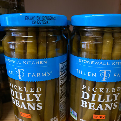 TF Pickled Dilly beans Spicy
