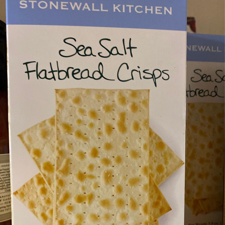 Sea Salt Flat bread Crisp