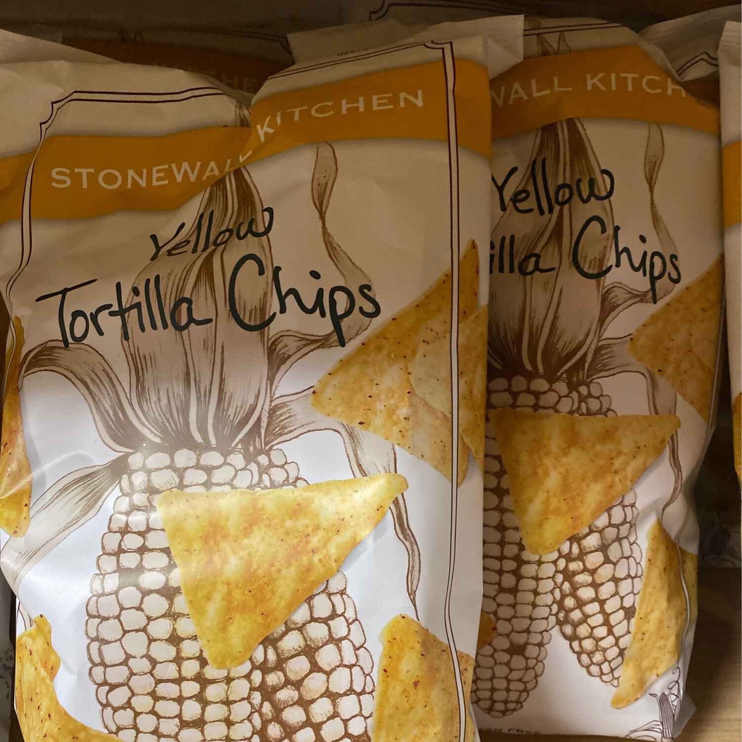 Yellow Corn Chips