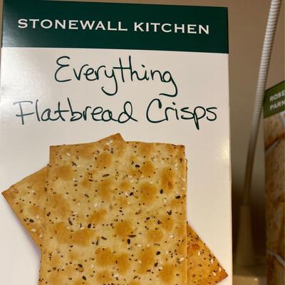 Stonewall Kitchen Everything Flatbread Crisp