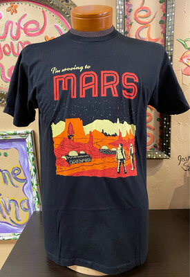 Headline Moving To Mars L