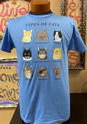 Headline Types Of Cats Xl