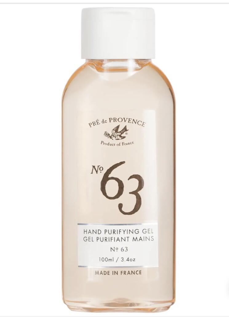 Pre De Provence No 63 Hand Sanitizer