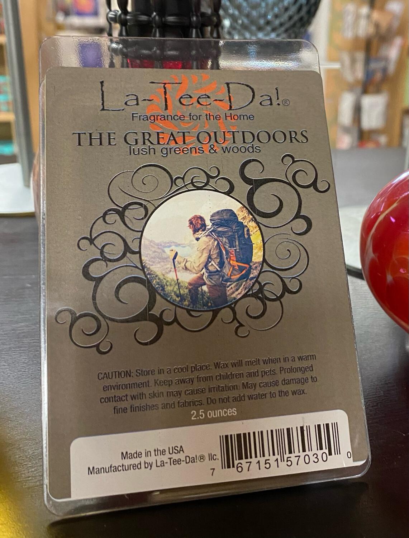 La Tee Da The Great Outdoors Melts