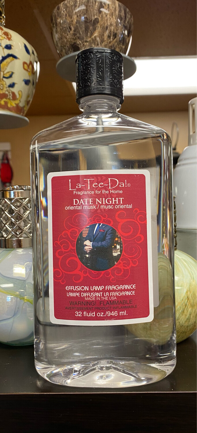 La Tee Da Date Night Oil 32oz