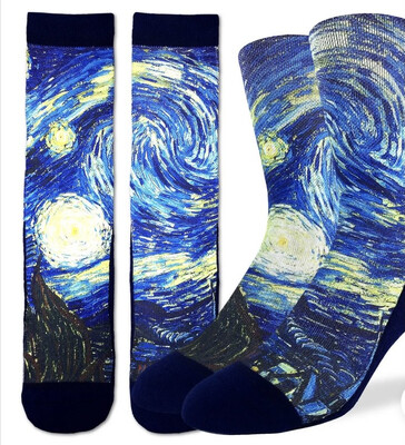 Good Luck The Starry Night Sox's