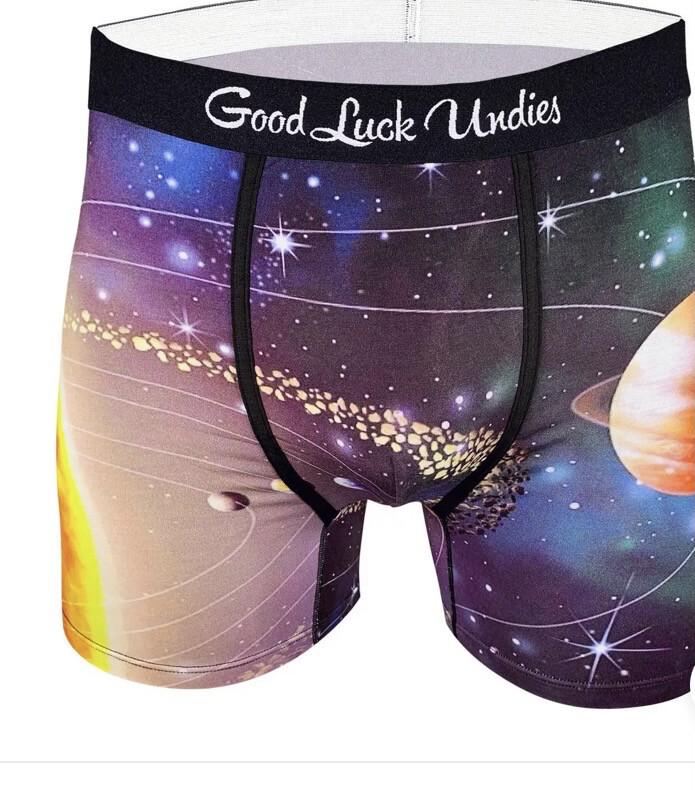 Good Luck Solar System M