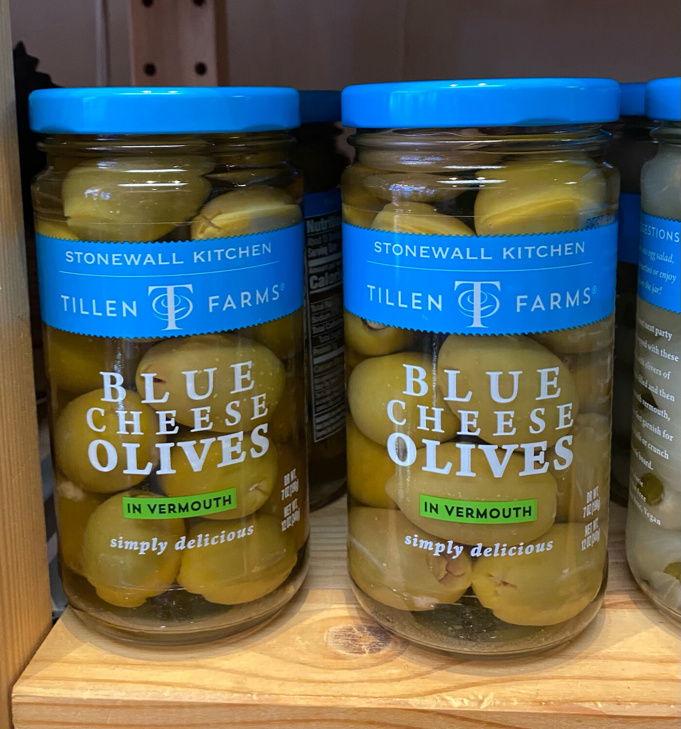 TF Blue Cheese Olives