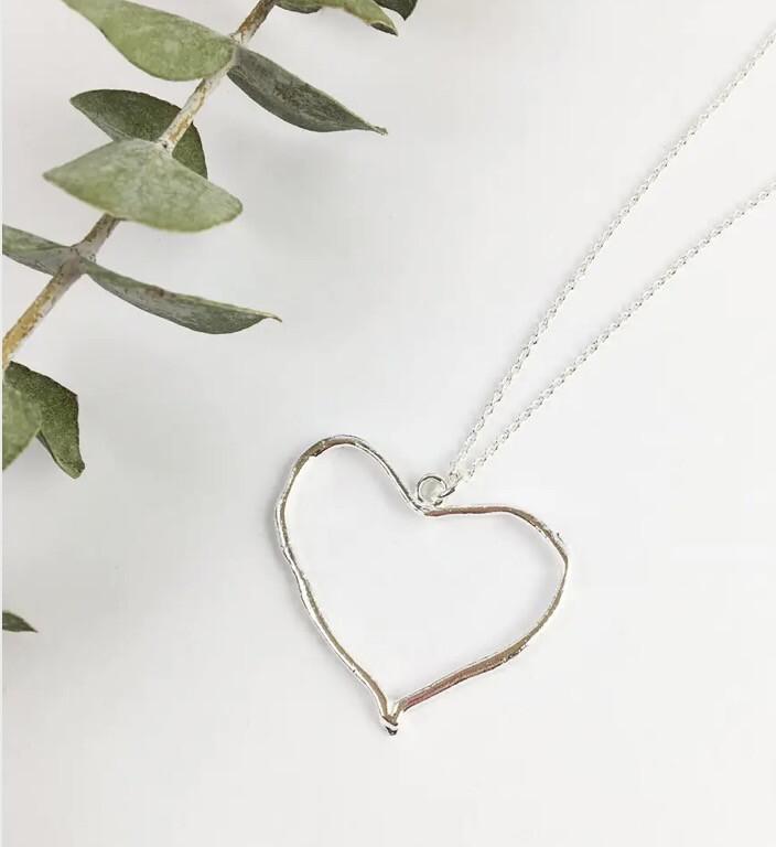 WA Nohea Necklace Silver