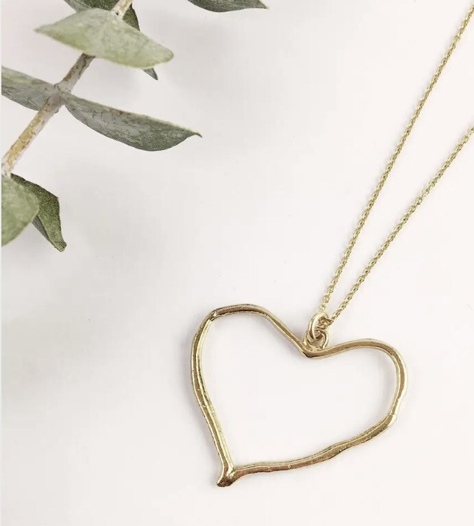 WA Nohea Necklace Gold