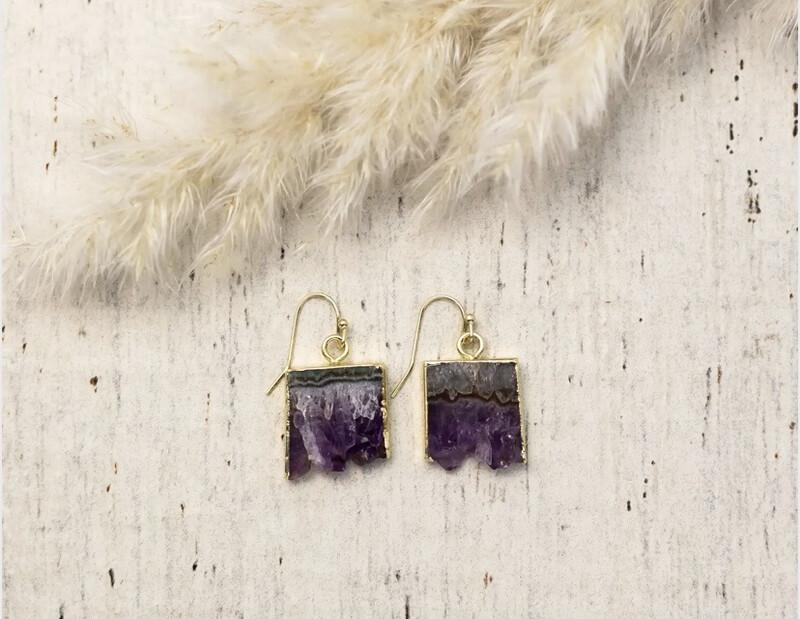 WA Violette Ear Rings