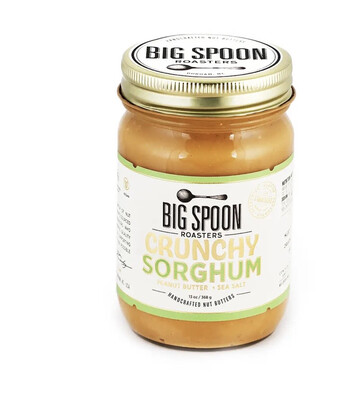 BS Crunchy Sorghum Nutbutter