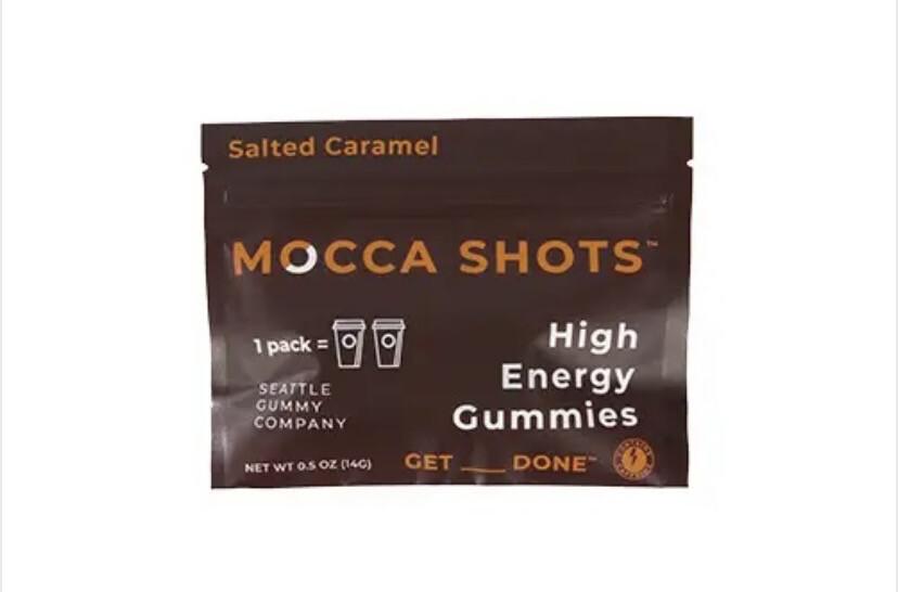 MS Salted Caramel Chocolate High Energy Gummy