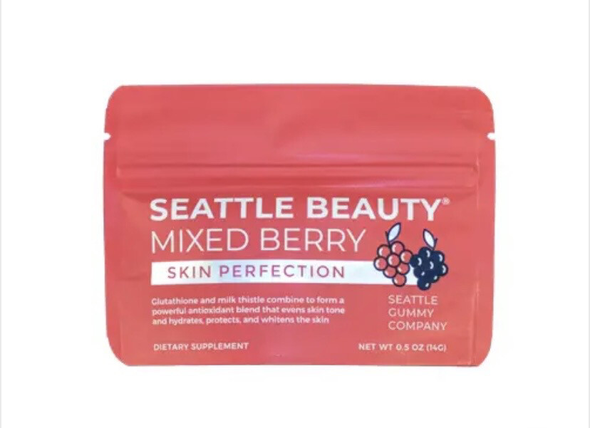 MS Mixed Berry Skin Perfection Gummy