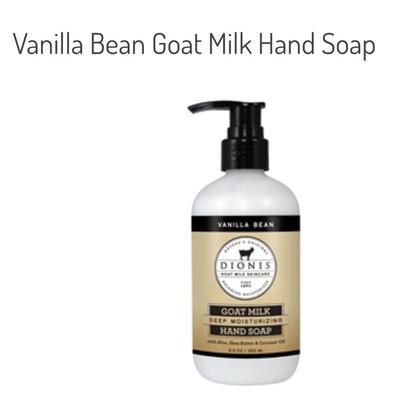Dionis Vanilla Bean Hand Soap