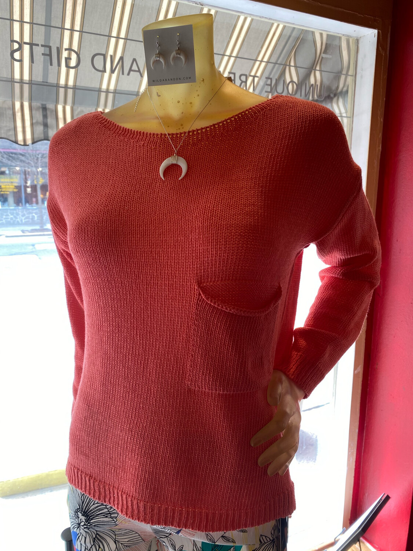 M Pepe Rosa Sweater S