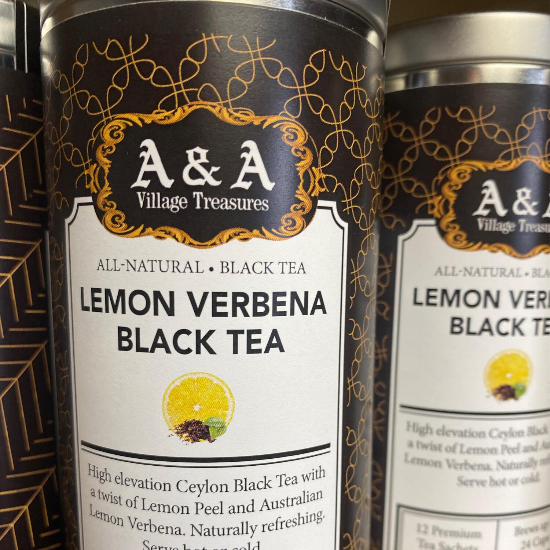 AA Signature Lemon Verbena Black Tea