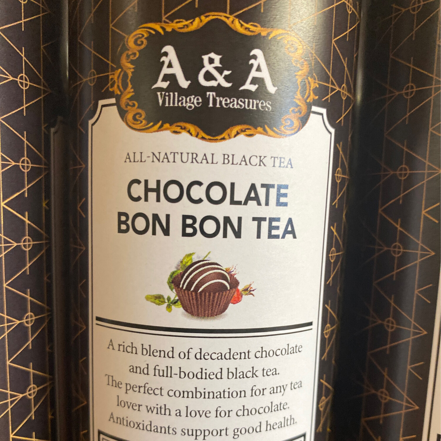 AA Signature  Chocolate Bon Bon Black Tea