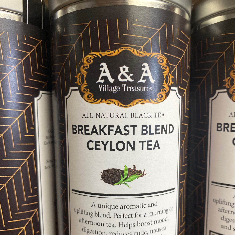 AA Signature Breakfast Blend Tea