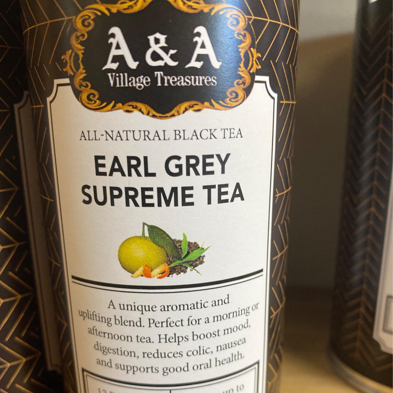 AA Signature Earl Grey Supreme Tea
