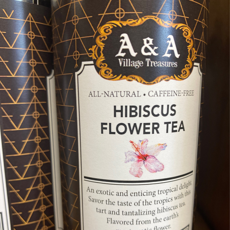 AA Signature Hibiscus Herbal Tea