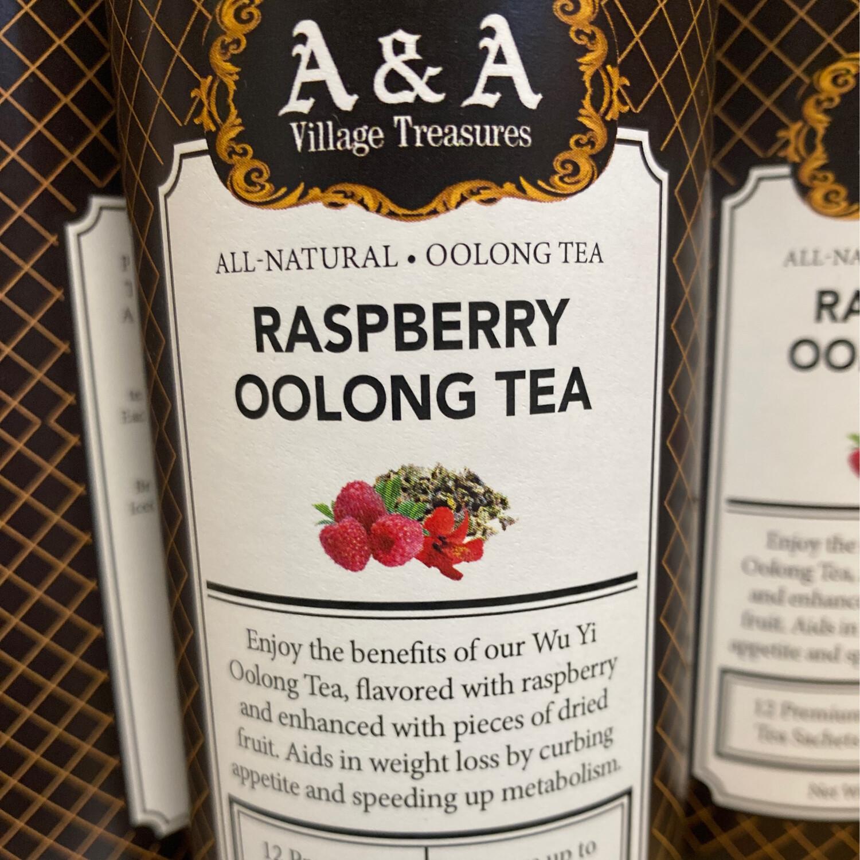 AA Signature Raspberry Oolong Tea