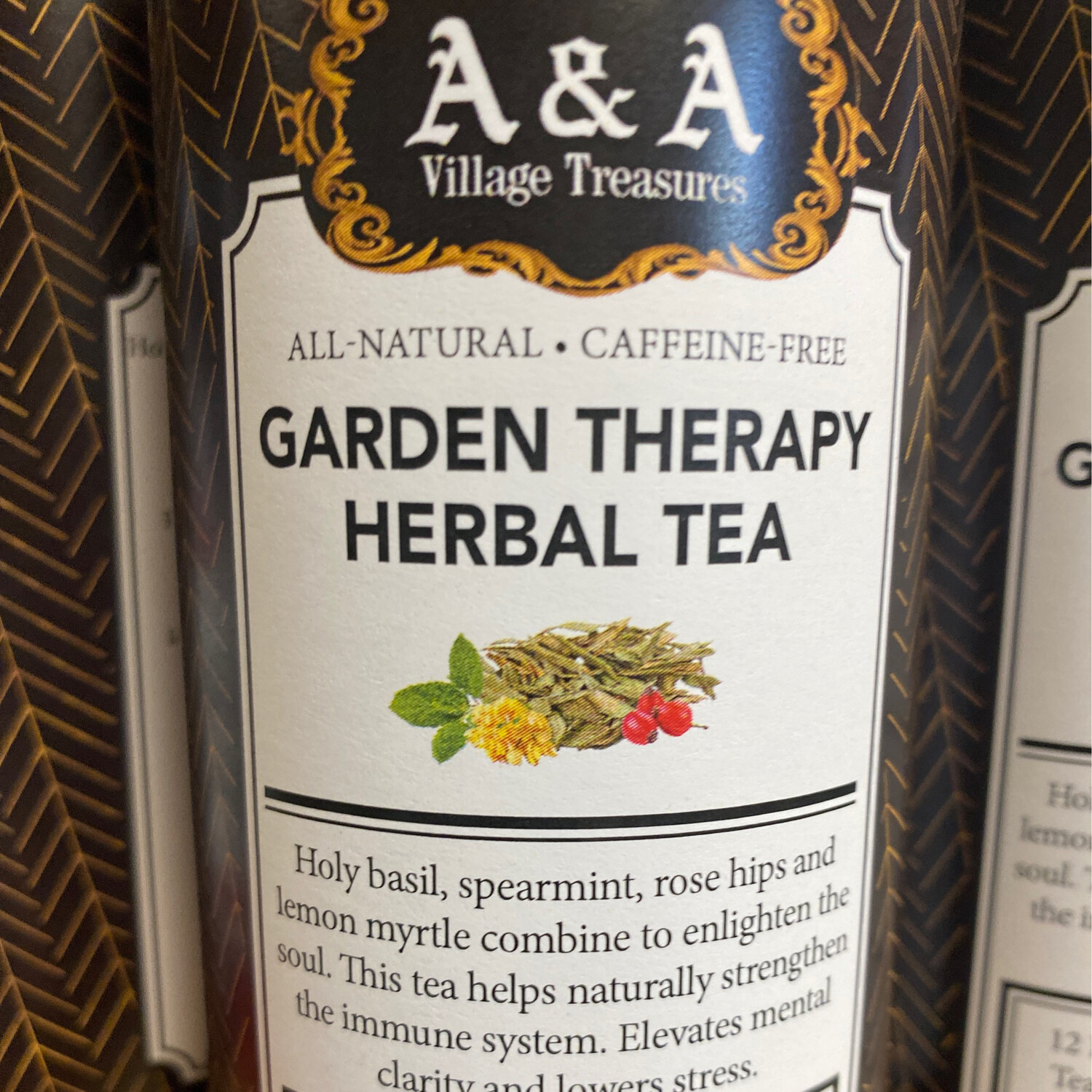 AA Signature Garden Therapy Herbal Tea