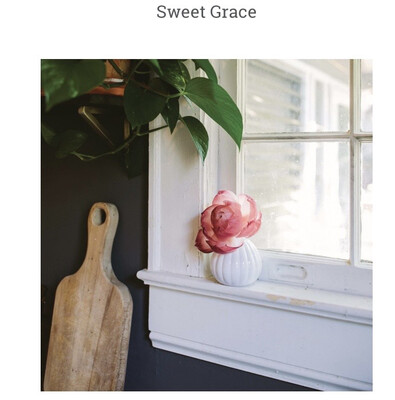 BW Sweet Grace Flower Diffuser