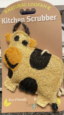 Loofah Cow
