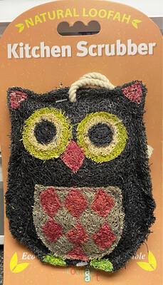Loofah Blk Owl